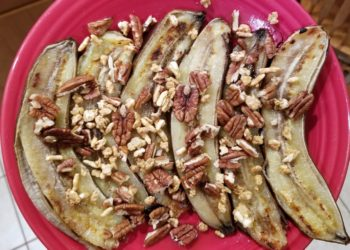 Brilliant Broiled Bananas