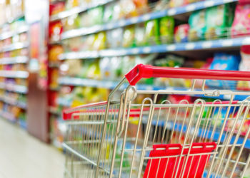 What Goes into a Dietitian's Grocery Cart?